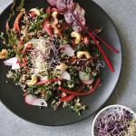 Mangold-Quinoa-Salat