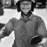 Portraits von Menschen aus Kambodscha