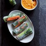 Vegane Reispapierröllchen