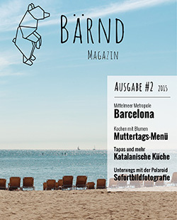 Die neue Ausgabe vom Bärnd Magazin ist da!