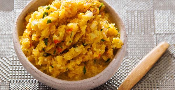 Kroeung - kambodschanische Currypaste